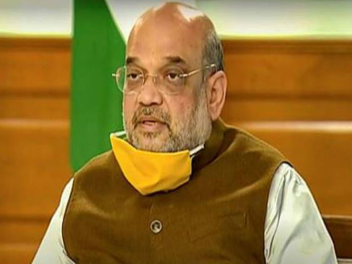 Amit Shah said CAPFs canteens to sell only indigenous products from June 1