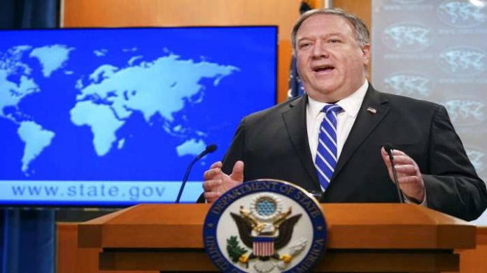 China allowed people to travel outside despite knowing the risk of COVID-19 transmission: Pompeo- India TV