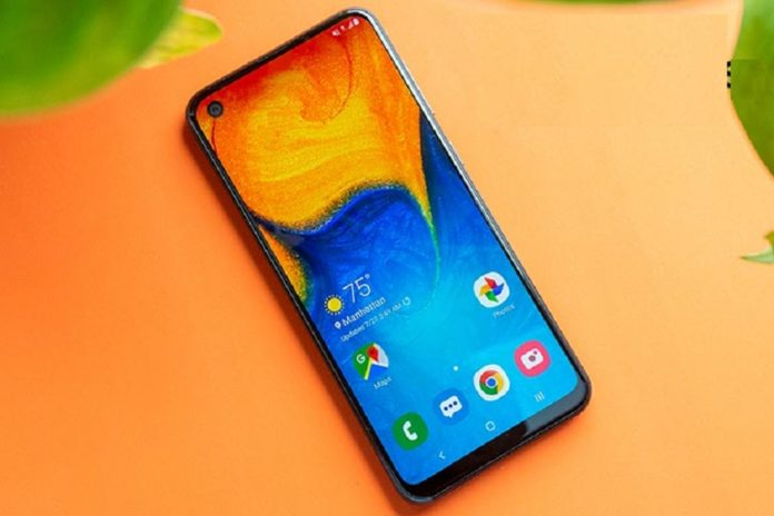 samsung galaxy A21s launched in london with 48 mp quad camera total 5 cameras know price | gadgets - News in Hindi