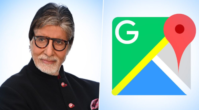Actor Amitabh Bachchan To Lend His Voice For Google Maps