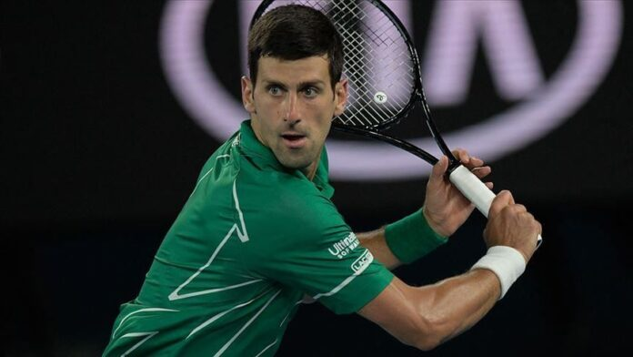 World No. 1 Novak Djokovic Tested Positive for COVID-19