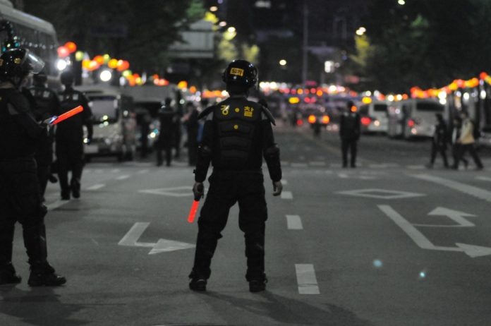 curfew imposed in many cities in america