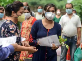24,000 Coronavirus cases in India in the past 24 hours, first time since the outbreak