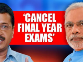 Arvind Kejriwal Urges PM Modi to Cancel DU Exams
