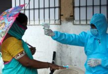 India Close to Grim Milestone of 7 Lakh Coronavirus Cases