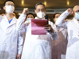 WHO to send a team to China to Probe Coronavirus Origin