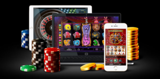 A charm to bet in an online casino