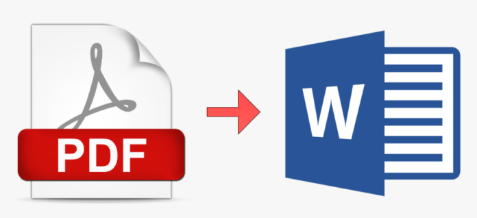 PDF To Word Through A Reliable Online Platform